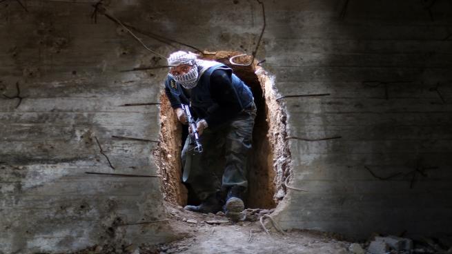 صورة جنوب دمشق..مقتل 670 عنصراً للنظام السوري