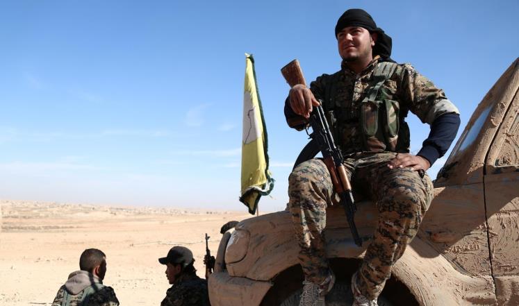 صورة 750 ألماني يقاتلون مع داعش والأكراد