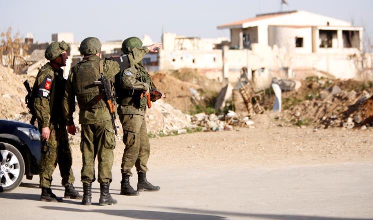 صورة مسؤول عسكري روسي: سوريا غير قابلة للتجزئة
