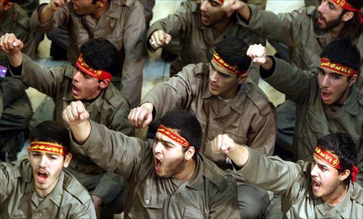 صورة الصوت الأمريكي ضد إيران بسوريا يرتفع