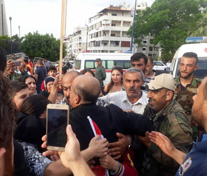 صورة ما شروط تحرير الشام لإفراغ كفريا والفوعة؟