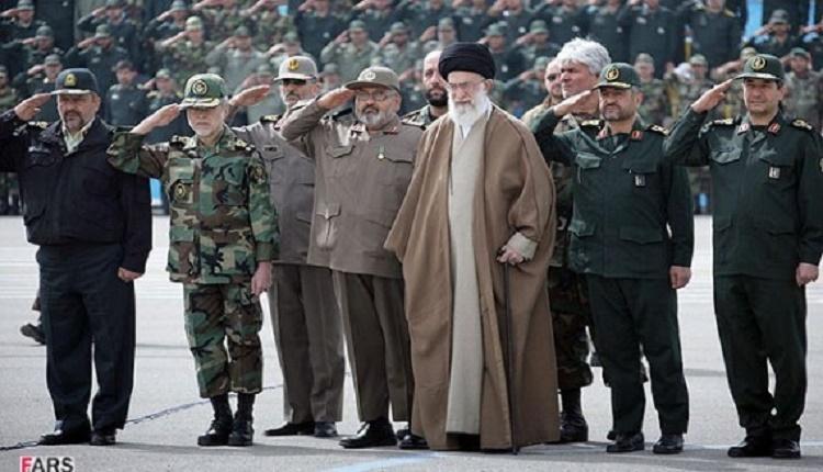 صورة إيران تتوعد إسرائيل في سوريا