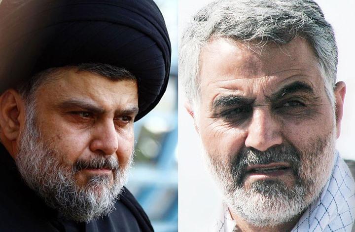صورة سفير طهران يفجر مفاجأة حول علاقة سليماني بالصدر