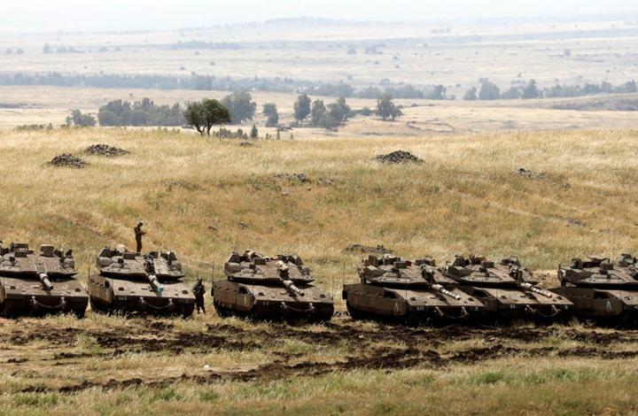 """صورة هل تتجه إسرائيل لإنشاء """"منطقة عازلة"""" جنوب سوريا؟"""