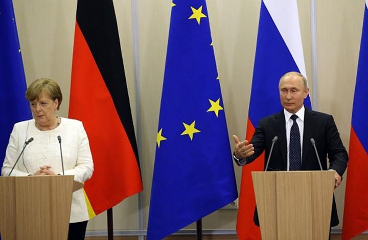صورة بوتين لأوروبا: اببعدوا عن السياسة وأعيدوا إعمار سوريا