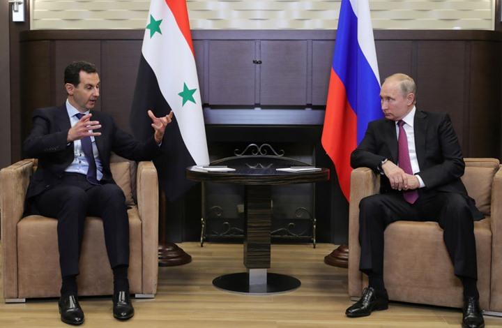 صورة لماذا يريد الأسد وبوتين طرد إيران؟