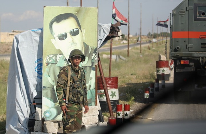 صورة النظام السوري ينهي احتفاظه بعناصر الدورة 102
