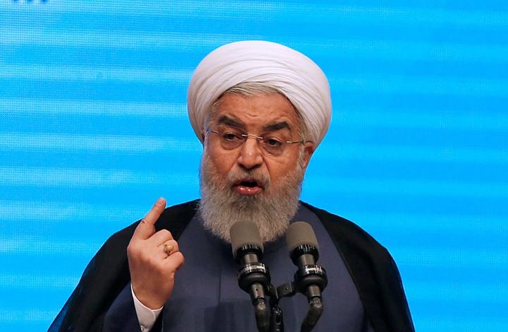 صورة روحاني: لسنا أهل الحرب وأمريكا ستندم