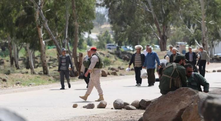 صورة روسيا تهدد شمال حمص..تسوية أو تهجير