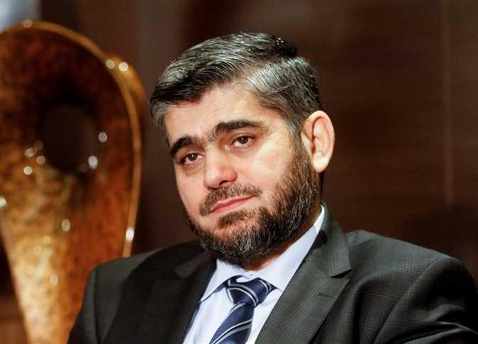 صورة محمد علوش يستقيل من جيش الإسلام