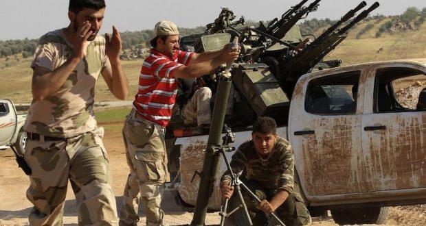 صورة تطور عسكري كبير للمعارضة في درعا