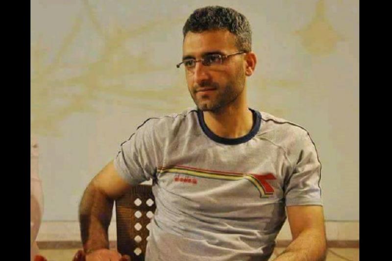 """صورة مخابرات الأسد تقتل """"رامي هناوي"""" عضو هيئة التنسيق"""