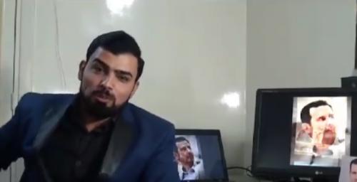 صورة دمشق..مخابرات الأسد تعتقل صاحب «الفيديو الطائفي»