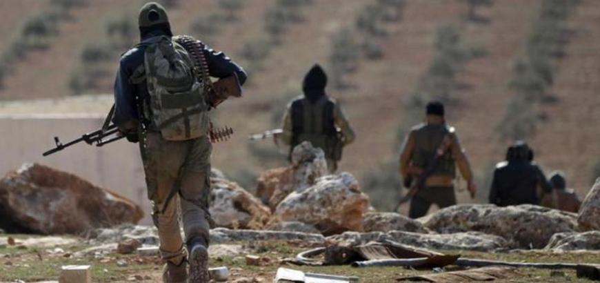 صورة قوات النظام تحاول التقدم شمالي حلب وحماة