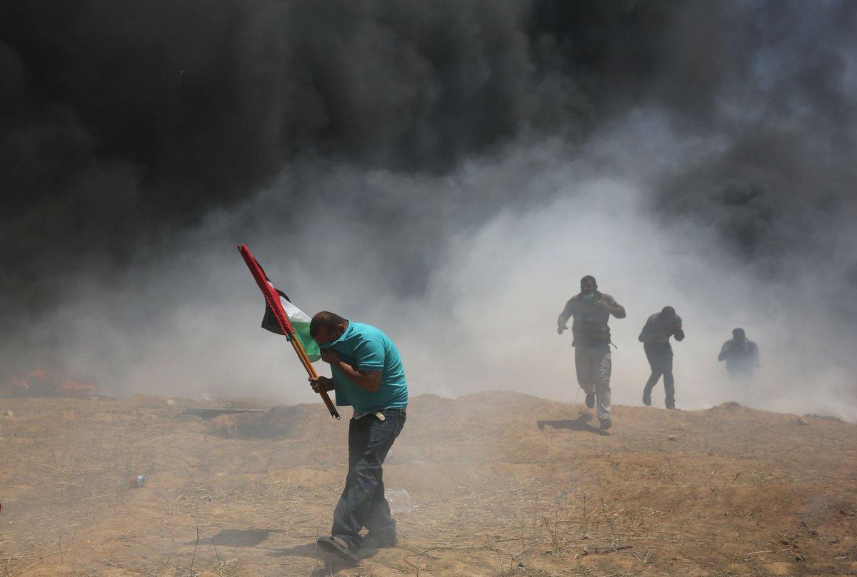 صورة مجزرة غزة تغربل الإعلام العربي