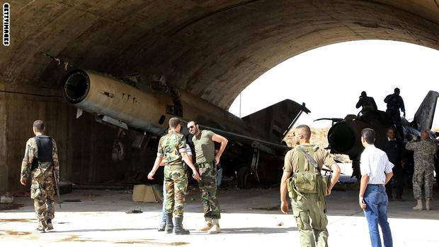 صورة مجدداً..قواعد إيران بسوريا تحت القصف