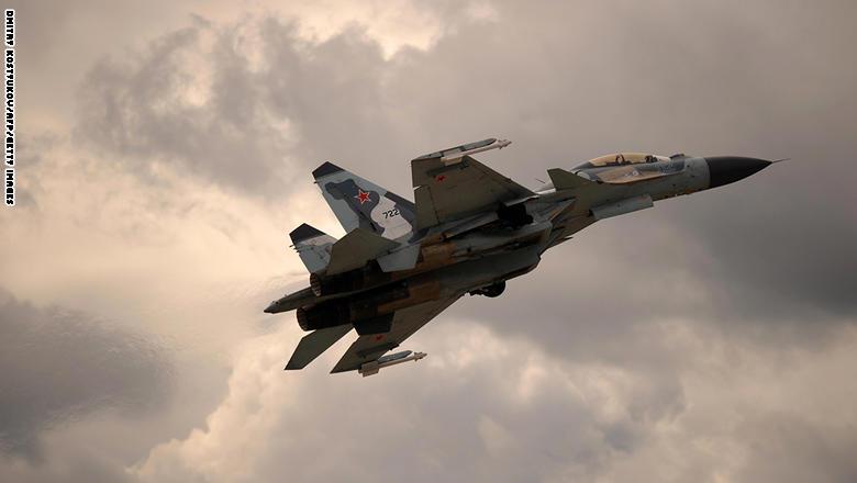 صورة سوريا..تحطم جديد لأسطورة مقاتلات روسيا
