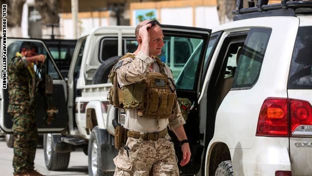 صورة مساعدات أميركا لشمال غربي سوريا تنتقل شرقا