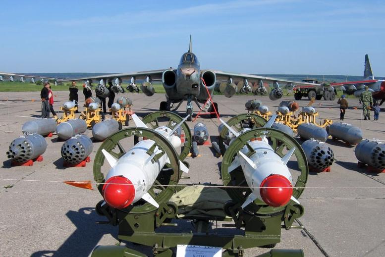 صورة انتعاش بيع الأسلحة الروسية المجربة بسوريا