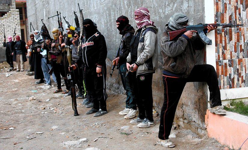صورة إدلب..قتل وأسر خلية لتنظيم الدولة