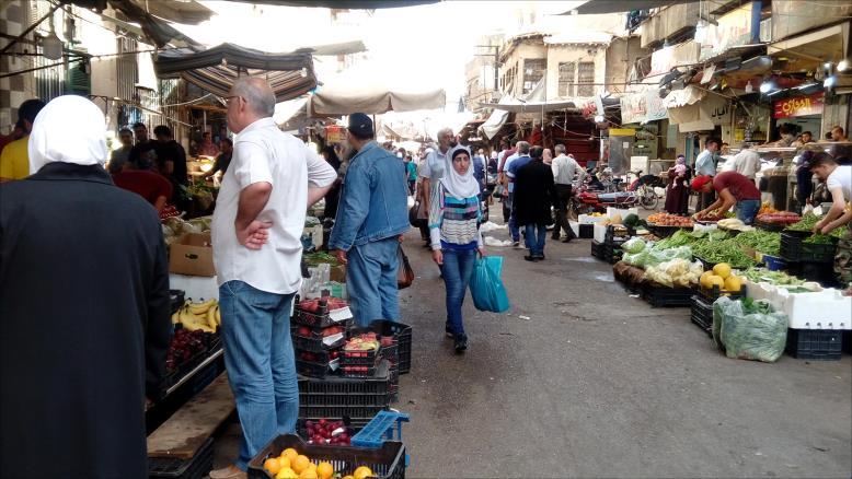 صورة رمضان دمشق.. فرحة بطعم المعاناة