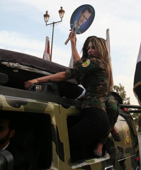 صورة النظام يبدأ حملة أمنية موسعة باللاذقية