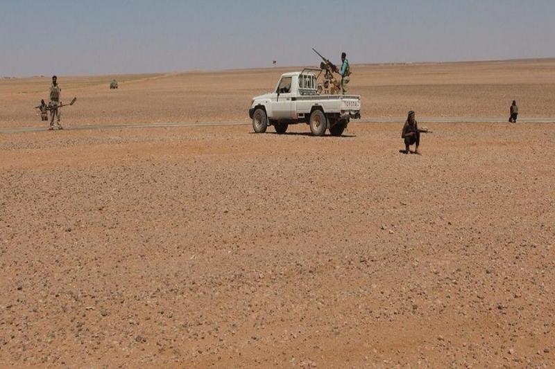 صورة الحر يحبط محاولة تهريب مواد مخدرة من سوريا للأردن