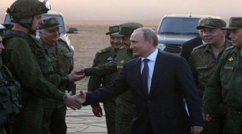 صورة يحيى العريضي: منغصات بوتين في سوريا