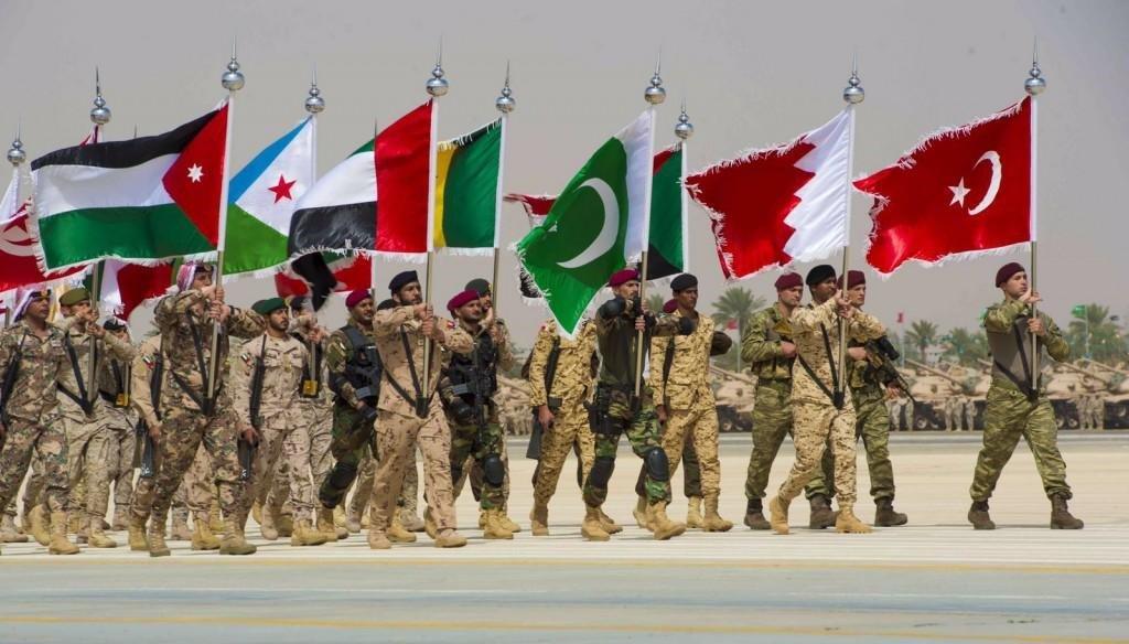 صورة قوات عربية بسوريا..موازنة الدور التركي أم لمحاربة إيران؟