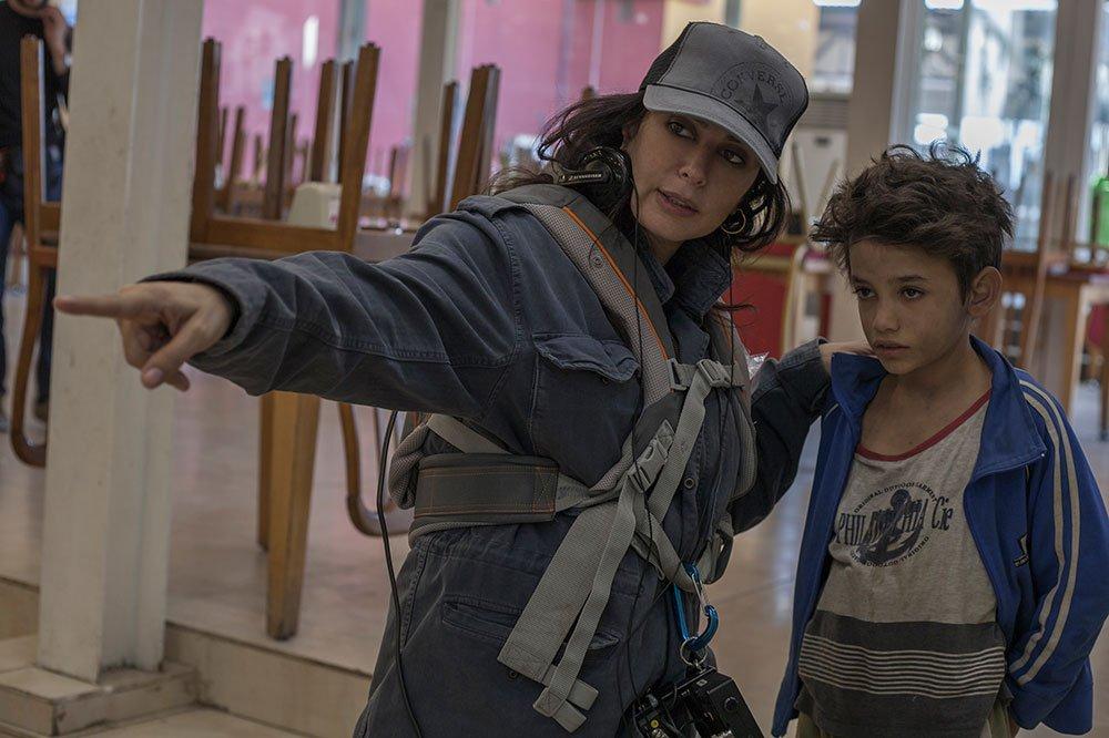 "صورة طفل سوري لاجئ أحد نجوم ""كان"" السينمائي"