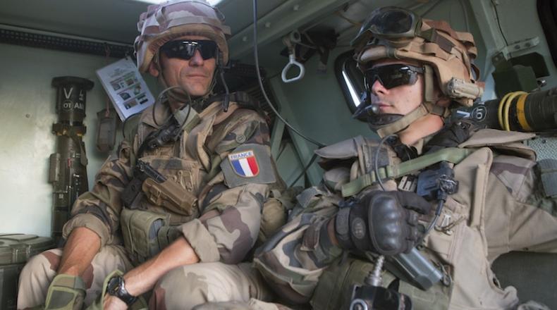 صورة فرنسا: باقون مع القوات الأمريكية بسوريا