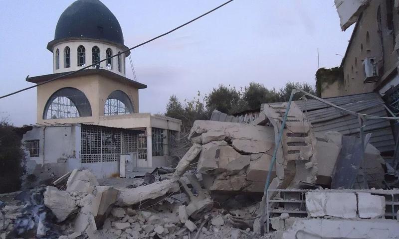 صورة إعادة إعمار ريف حلب الشمالي.. ما التكلفة؟