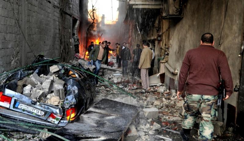 صورة سوريا.. مقتل 45 فلسطينياً خلال شهر