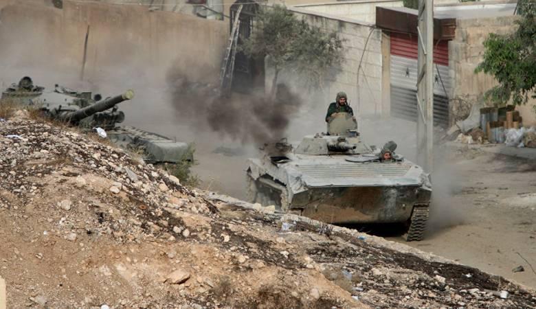 صورة مقلت 20 عنصراً للأسد بمعارك جنوب دمشق