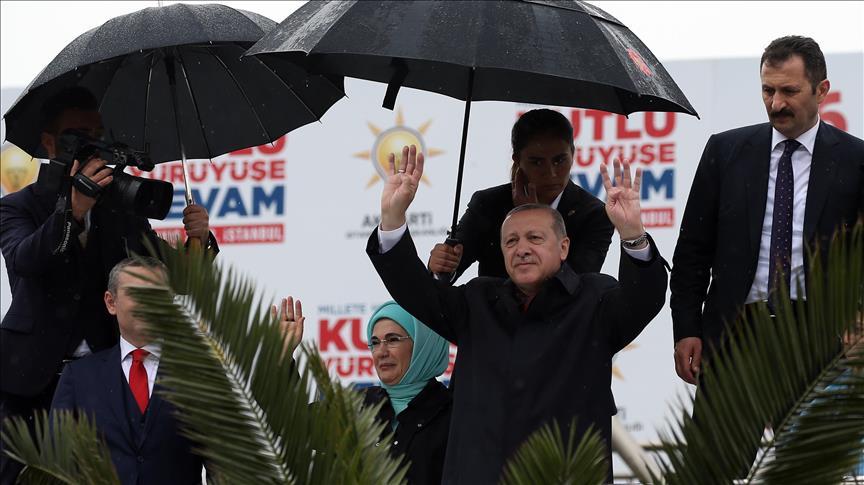 صورة أردوغان: عمليات عسكرية جديدة بسوريا والعراق