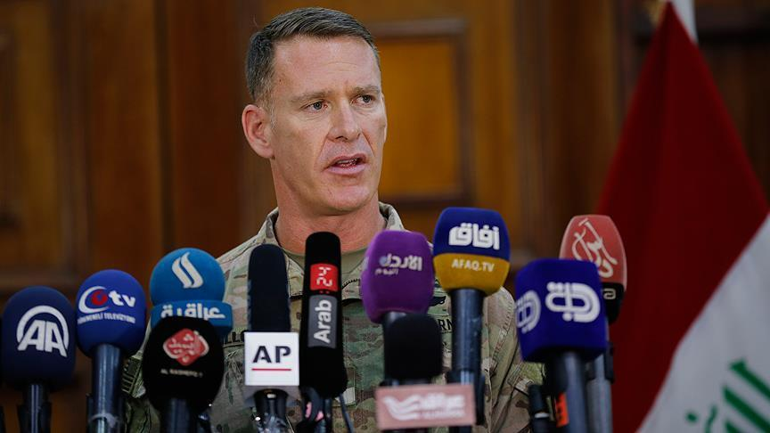 """صورة التحالف الدولي: انتهاء العمليات الكبرى ضد """"داعش"""" بالعراق"""