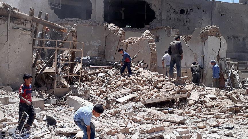 صورة تركمان حمص يناشدون عدم تهجيرهم من قراهم