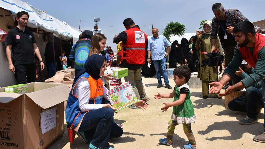 صورة عفرين..جيش الشرقية يطالب مهجري الغوطة بإخلاء منازلهم
