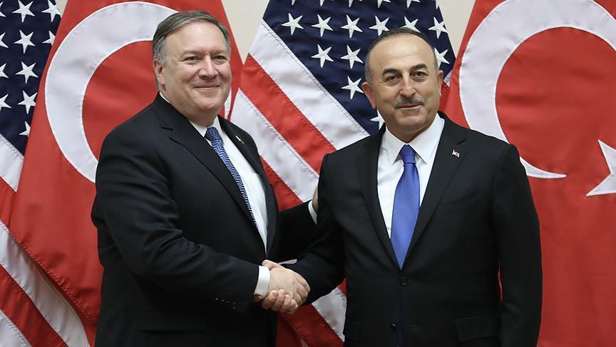 صورة هل ينتهي الاجتماع الأمريكي التركي خلافات شمال سوريا؟