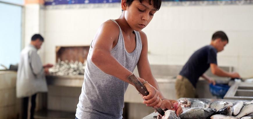 صورة مرصد: 60 ألف طفل سوري دخلوا سوق العمل بالأردن