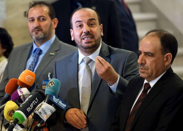 """صورة الحر بدرعا يطالب """"الهيئة العليا"""" بالانسحاب من المفاوضات"""