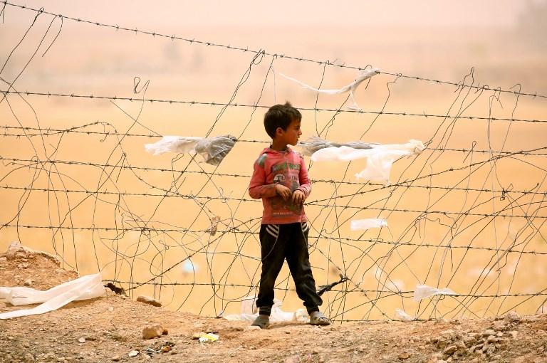 """صورة العفو الدولية: التحالف الدولي ارتكب """"جرائم حرب"""" بالرقة"""