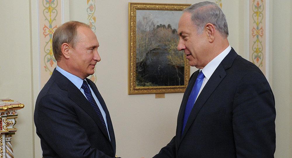 صورة تفاهمات روسية إسرائيلية حول جنوب سوريا