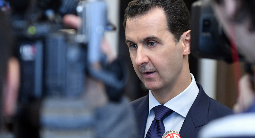 صورة الإطاحة بالأسد..هل تخلت واشنطن عن ذلك؟