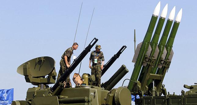 صورة روسيا تعزز قدراتها الصاروخية في سوريا