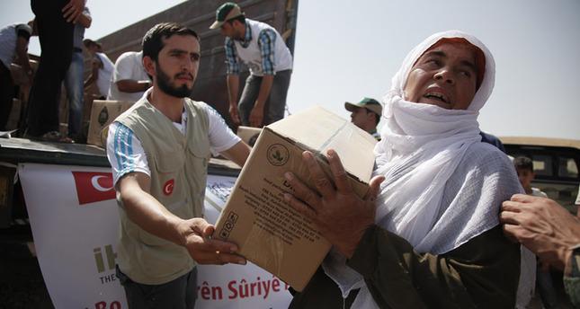 صورة إدلب..حكومة الإنقاذ تعلق عمل منظمة IHH التركية