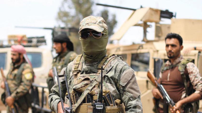 صورة شرق سوريا.. 4 آلاف مقاتل للتحالف
