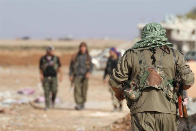 صورة إدلب..تنظيم الدولة يختطف 8 جنود للحر