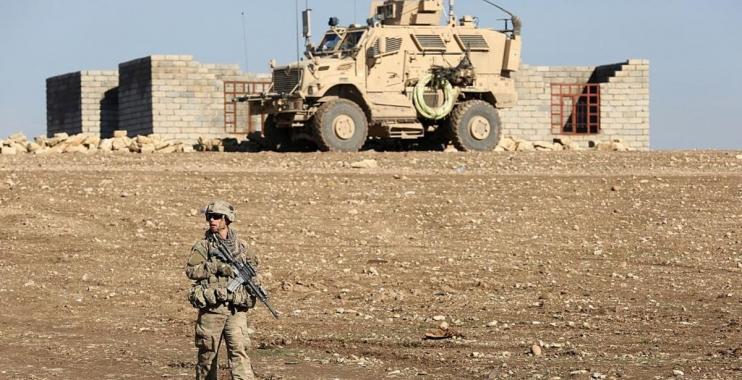 صورة خارطة طريق منبج.. أمريكا تخلي قاعدة عسكرية