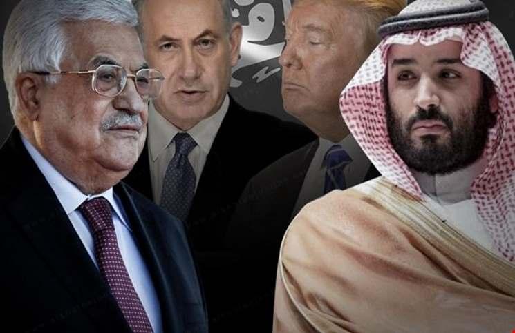 صورة هآرتس: زعماء عرب قلقون على بلادهم من كشف تفاصيل صفقة القرن